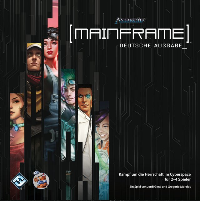 Android: Mainframe.