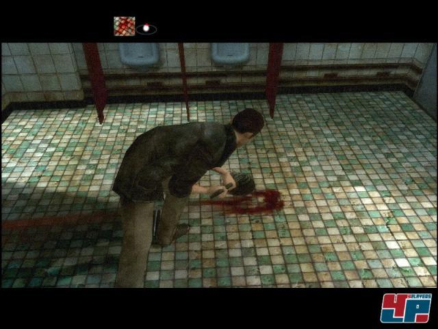 ...er hat gerade einen blutigen Mord hinter sich und macht sich an die Aufräumarbeit. (PC)