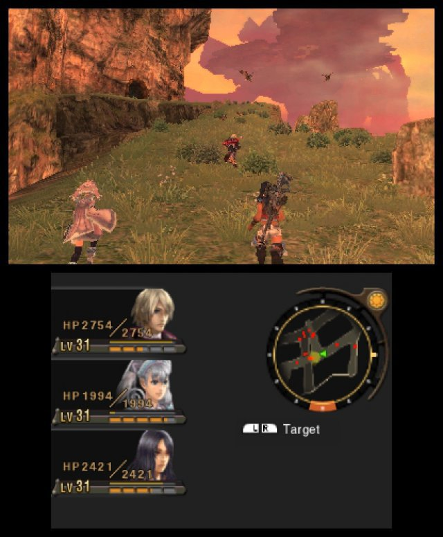 Screenshot - Xenoblade Chronicles (N3DS)