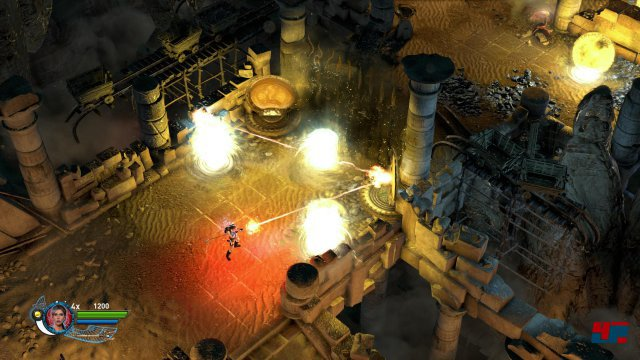 Screenshot - Lara Croft und der Tempel des Osiris (PC) 92496303