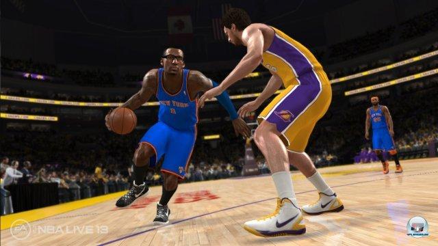 Screenshot - NBA Live 13 (360) 2358007