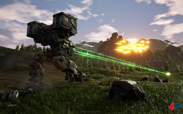 Screenshot - MechWarrior 5: Mercenaries (PC) 92602604