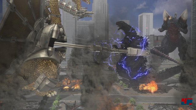 Screenshot - Godzilla (PlayStation3)