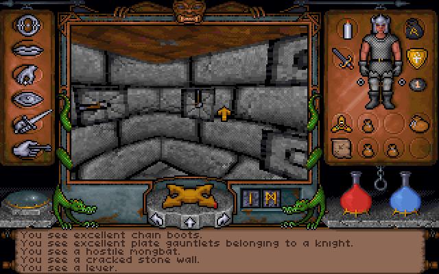 Screenshot - Ultima Underworld: The Stygian Abyss (PC) 92562201
