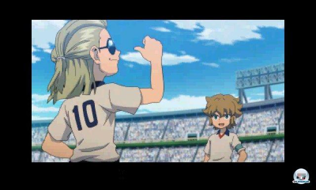 Screenshot - Inazuma Eleven 3: Kettenblitz (3DS) 92469776