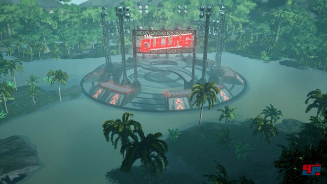Screenshot - The Culling (PC)