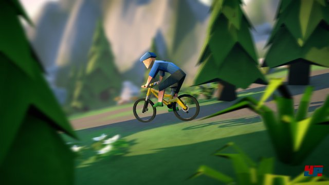 Screenshot - Lonely Mountains: Downhill (Linux) 92554377