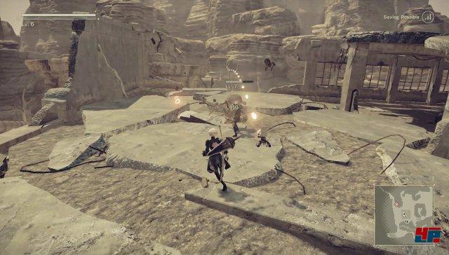 Screenshot - NieR: Automata (PS4) 92540381