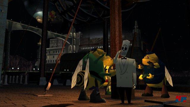 Screenshot - Grim Fandango (Mac) 92498286