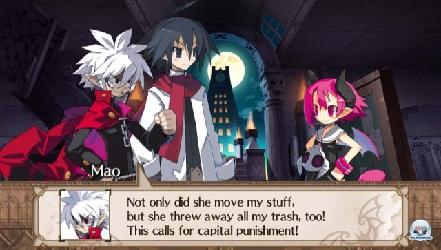 Screenshot - Disgaea 3: Absence of Detention (PS_Vita) 2341587