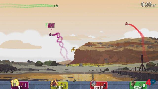 Screenshot - Baron: Fur is Gonna Fly (PC) 92607646