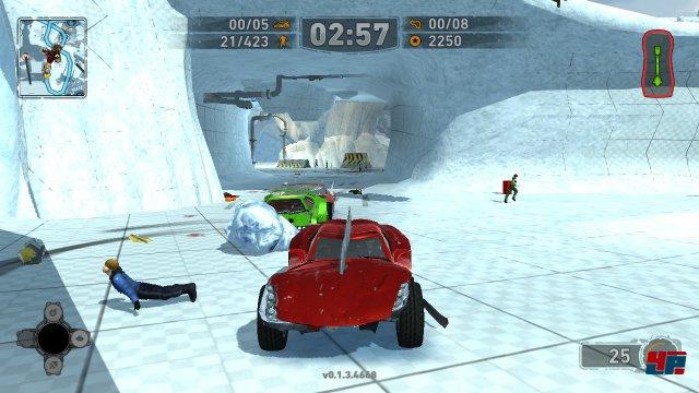 Screenshot - Carmageddon: Reincarnation (PC) 92480191