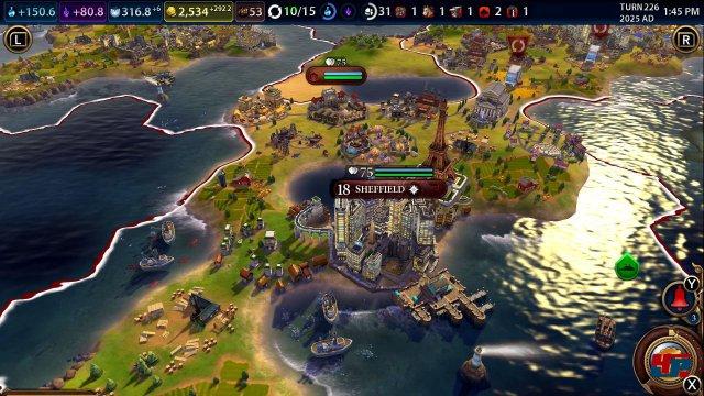 Screenshot - Civilization 6 (Switch) 92578091