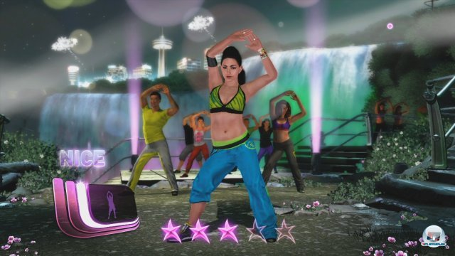 Screenshot - Zumba Fitness: Core (360)