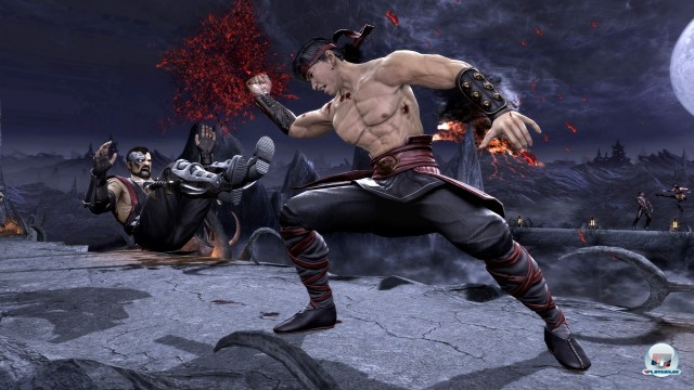 Screenshot - Mortal Kombat (360) 2217348