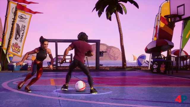 Screenshot - Street Power Football (PC)