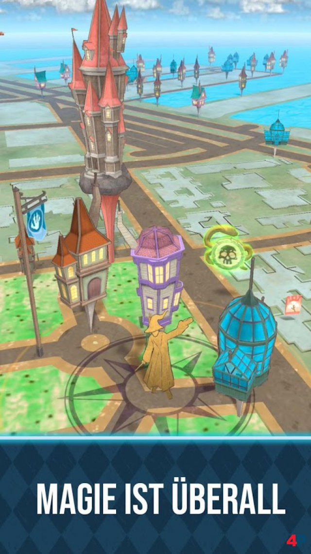 Screenshot - Harry Potter: Wizards Unite (Android) 92590950