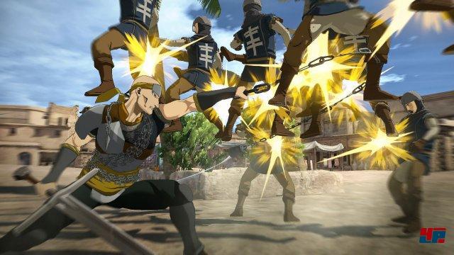 Screenshot - Arslan: The Warriors of Legend (PC) 92520337