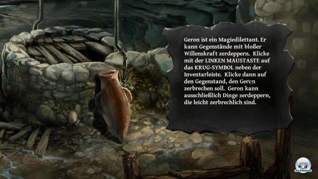 Screenshot - Das Schwarze Auge: Satinavs Ketten (PC) 2374707