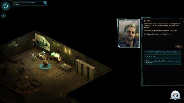 Screenshot - Shadowrun Returns (PC) 92465688