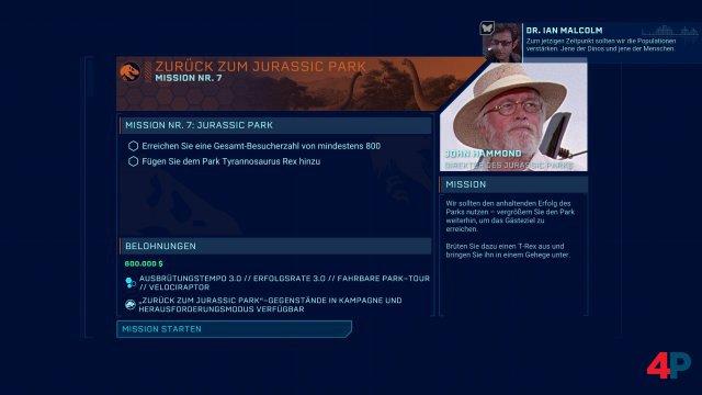 Screenshot - Jurassic World Evolution: Return to Jurassic Park (PC) 92603299