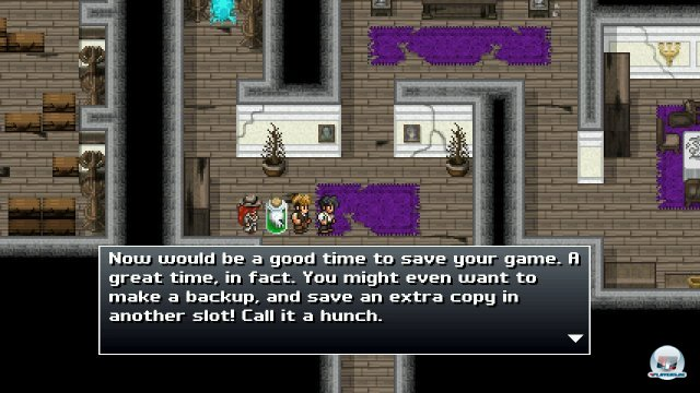 Screenshot - Penny Arcade Adventures: On the Rain-Slick Precipice of Darkness - Episode 3 (PC) 2371482