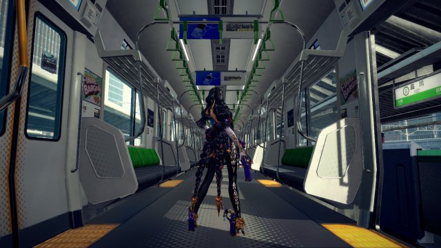 Screenshot - Bayonetta 3 (Switch)