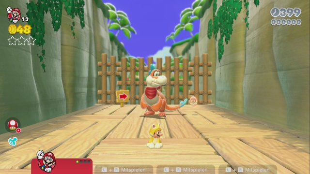 Screenshot - Super Mario 3D World   Bowser's Fury (Switch) 92633281