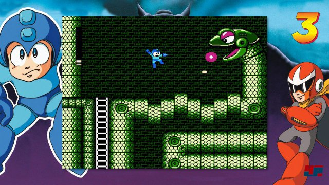 Screenshot - MegaMan Legacy Collection (Switch)