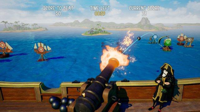 Screenshot - Captain Sabertooth and the Magic Diamond (PC)