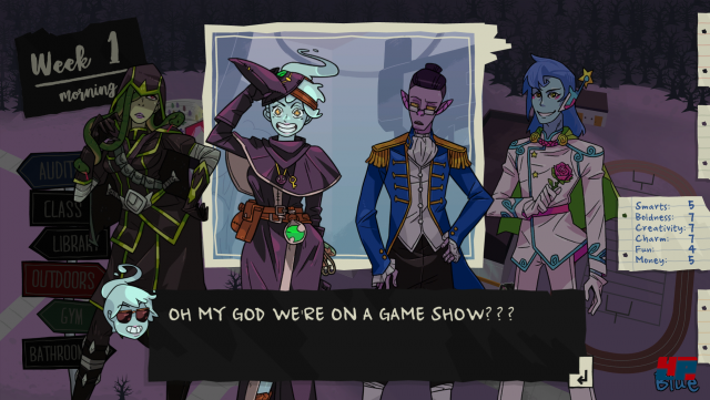 Screenshot - Monster Prom (PC)