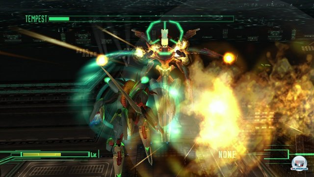Screenshot - Zone of the Enders: HD Collection (PlayStation3) 2375152