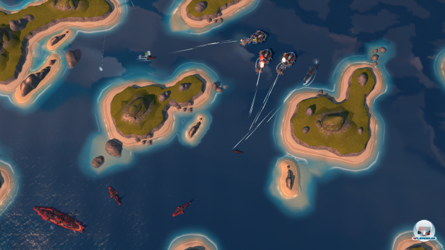Screenshot - Leviathan: Warships (Android) 92448747