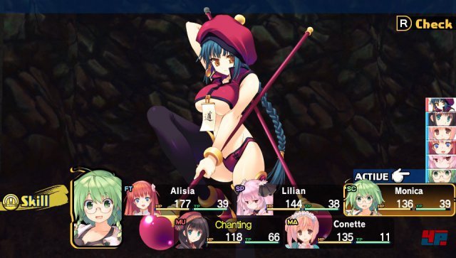 Screenshot - Dungeon Travelers 2: The Royal Library & the Monster Seal (PS_Vita) 92506135