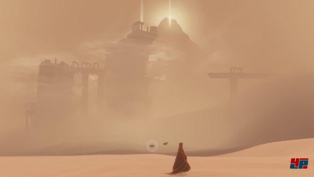 Screenshot - Journey (PlayStation4) 92510130