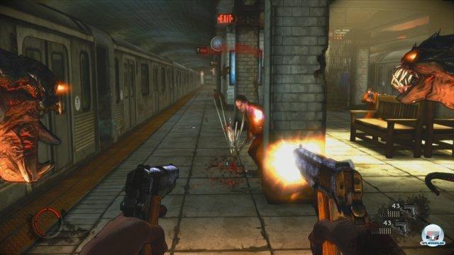 Screenshot - The Darkness II (360) 2318057