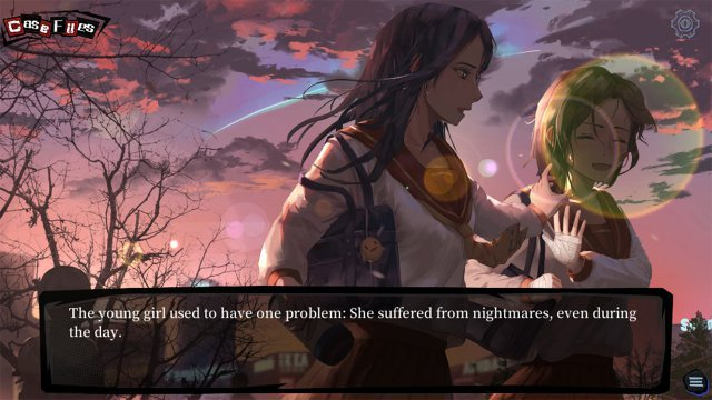 Screenshot - Hermitage: Strange Case Files (Switch)
