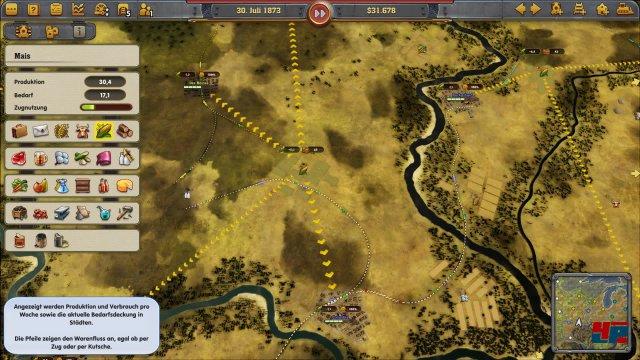 Screenshot - Railway Empire (PC) 92559385