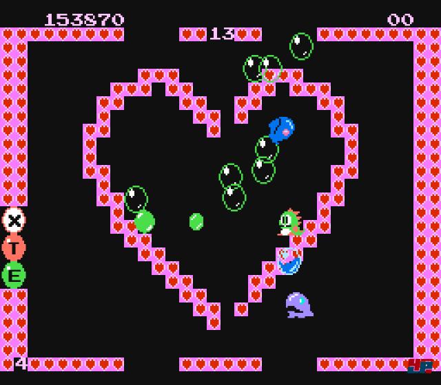 Ein Herz für kleine Blasen-Drachen!