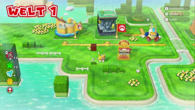 Screenshot - Super Mario 3D World   Bowser's Fury (Switch) 92633283