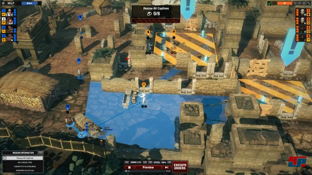 Screenshot - TASTEE: Lethal Tactics (PC) 92522060