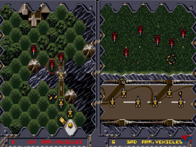 Screenshot - Battle Isle (Oldie) (PC) 92474850