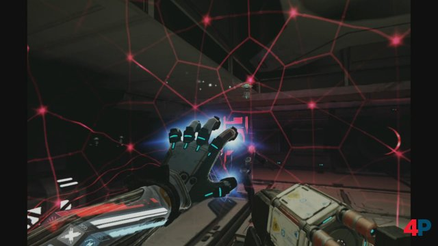 Sieht vielleicht nicht ganz so schön aus, aber ist intensiver und spiel sich besser: Die VR-Version von The Persistence.