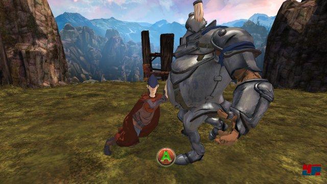 Screenshot - King's Quest: Der seinen Ritter stand (360) 92510298