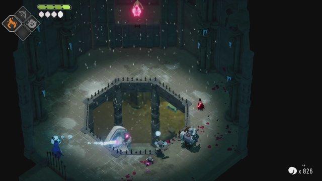 Screenshot - Death's Door (XboxSeriesX) 92646528