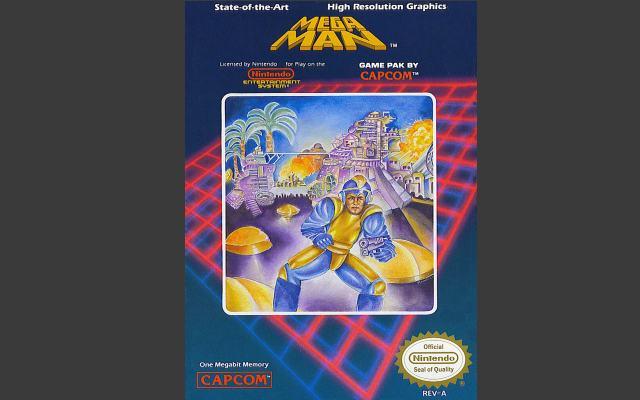 Mega Man (1987)<br><br>Über dieses Cover wurden nachweislich schon alle vorstellbaren Witze gerissen - und trotzdem wird es nicht langweilig, es immer wieder mal hervorzukramen, sich auf die »State-of-the-Art High Resolution Graphics« zu freuen und wie jedes Mal zu fragen, welche Drogen da wohl die Künstlerhand geführt haben. 1724118