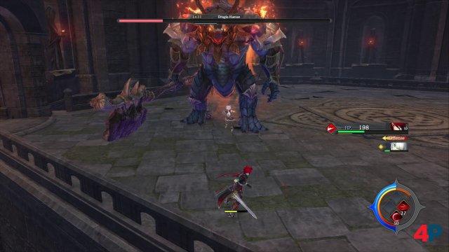 Screenshot - Ys 9: Monstrum Nox (PS4) 92634005