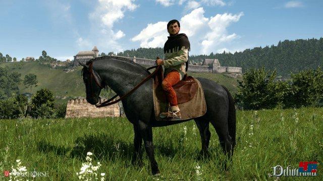 Mit dem kommenden Update der Alpha-Fassung wird das erreichbare Gebiet erweitert. Gut, dass man ferne Orte dann per Pferd erreichen kann!