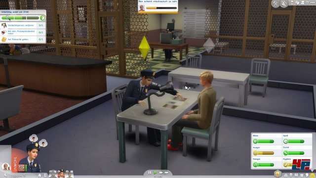 Screenshot - Die Sims 4: An die Arbeit (PC) 92502706