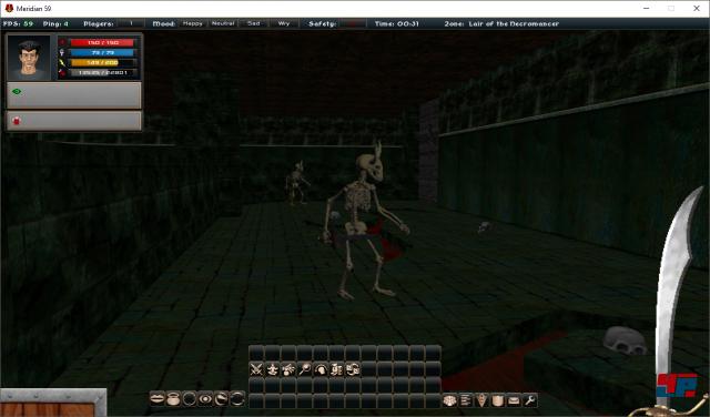 Screenshot - Meridian 59 (PC) 92541433